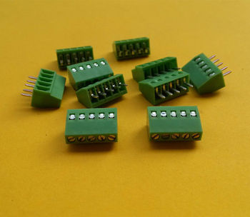 10pcs 5 Stabi/5 Pin 2.54 mm/0.1